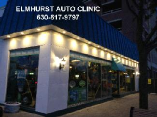 Auto Villa Outlet >> Elmhurst Auto Clinic Auto Repair Brakes Tires Oil Changes